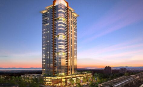 METROPLACE TOWER Burnaby