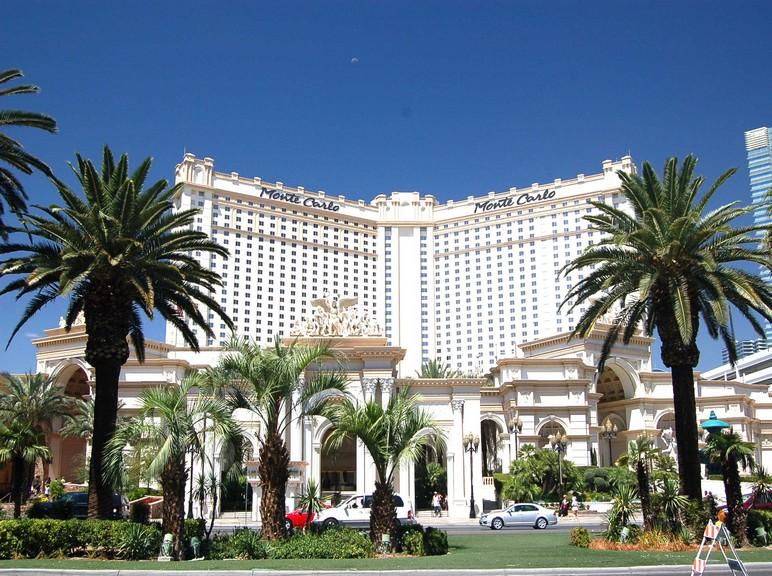 MONTECARLO HOTEL Las Vegas