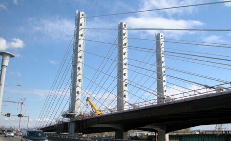 PITT MEADOWS BRIDGE British Columbia